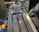 machining bolster sides